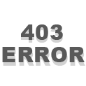 403 error on POST