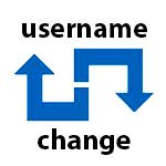 Can I change my username