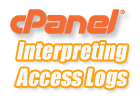 cPanel Access Logs