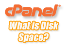 What is Disk Space?