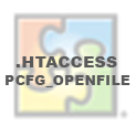 unable to check htaccess file